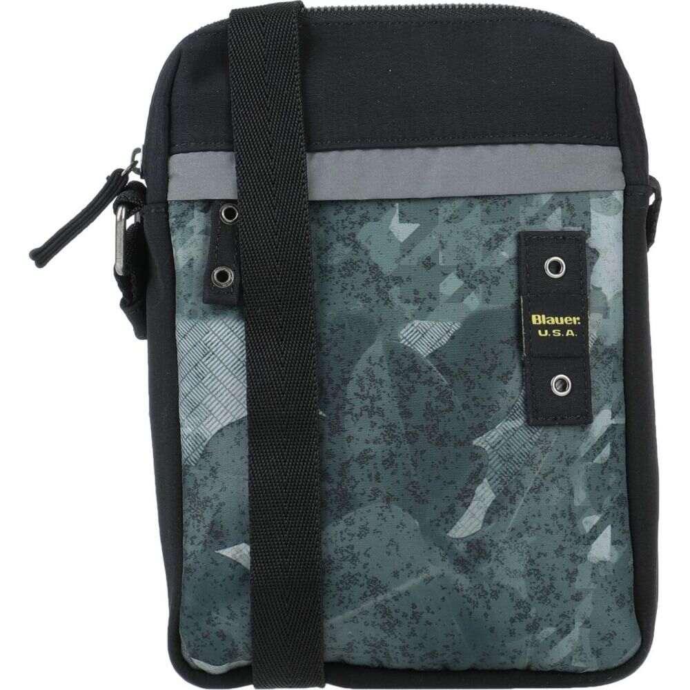ブラウアー BLAUER メンズ ショルダーバッグ バッグ【cross-body bags】Military green