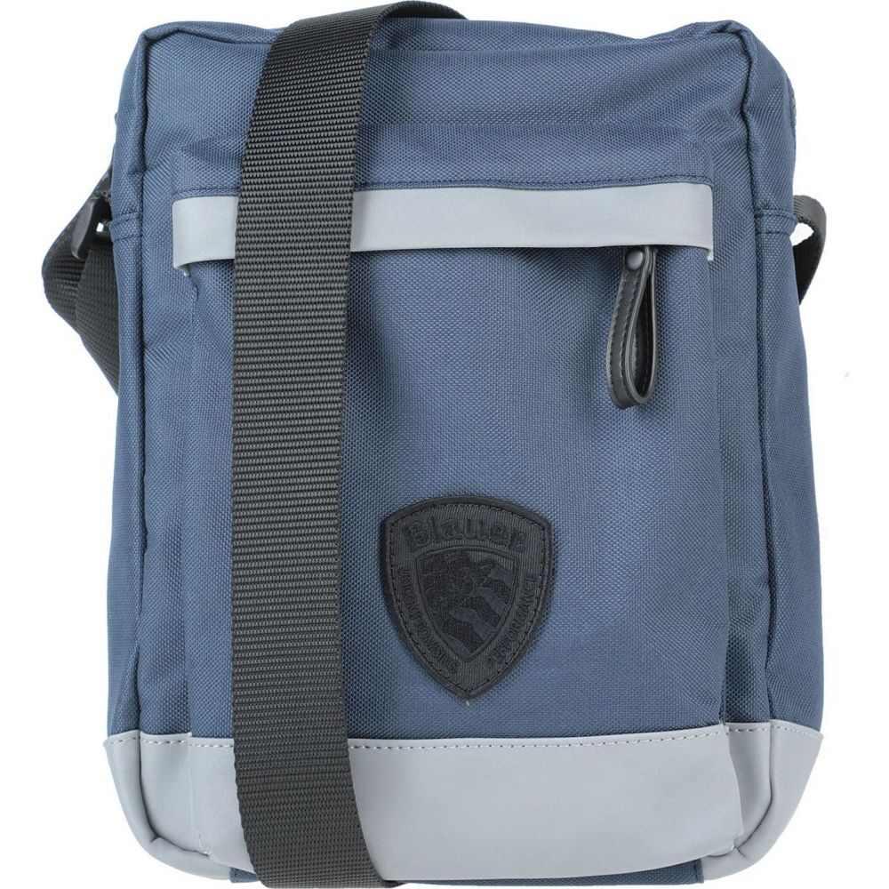 ブラウアー BLAUER メンズ ショルダーバッグ バッグ【cross-body bags】Blue