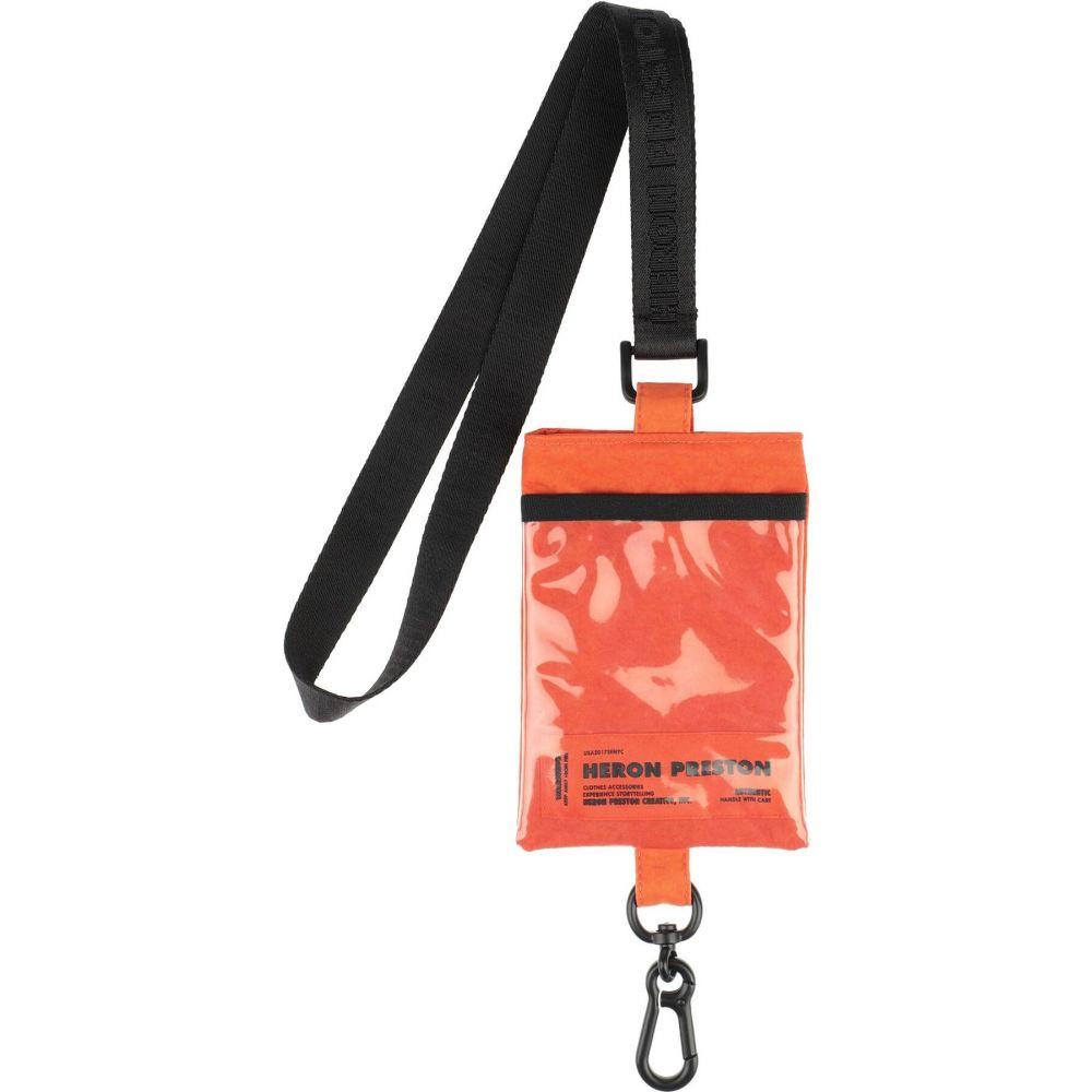 ヘロン プレストン HERON PRESTON メンズ ビジネスバッグ・ブリーフケース バッグ【document holder】Orange