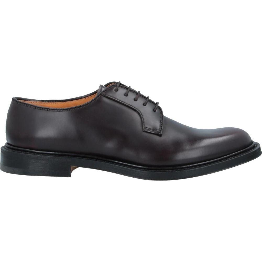 PREMIATA プレミアータ メンズ 【laced brown shoes】Dark シューズ・靴