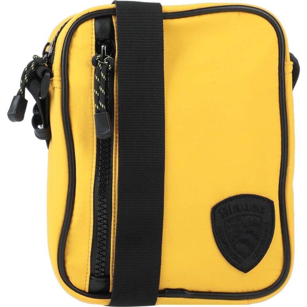 ブラウアー BLAUER メンズ ショルダーバッグ バッグ【cross-body bags】Yellow