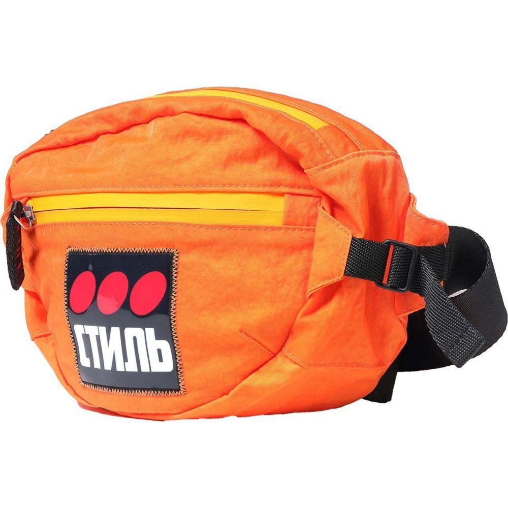 ヘロン プレストン HERON PRESTON メンズ バッグ 【backpack & fanny pack】Orange