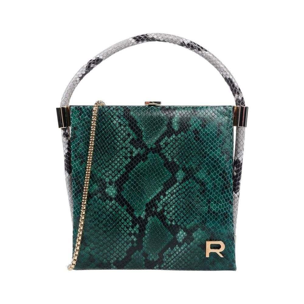 ロシャス ROCHAS レディース ハンドバッグ バッグ【handbag】Dark green