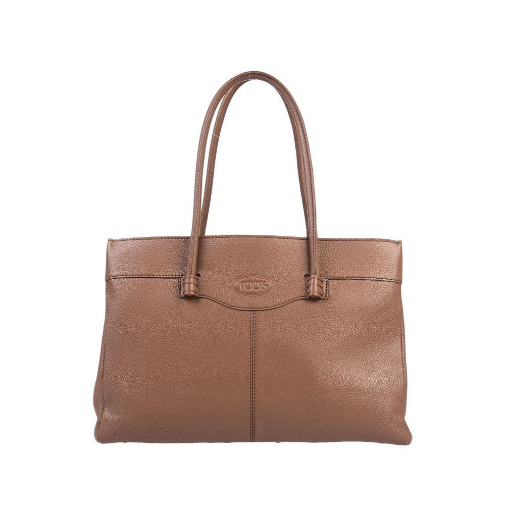 トッズ TOD'S レディース ハンドバッグ バッグ【handbag】Brown
