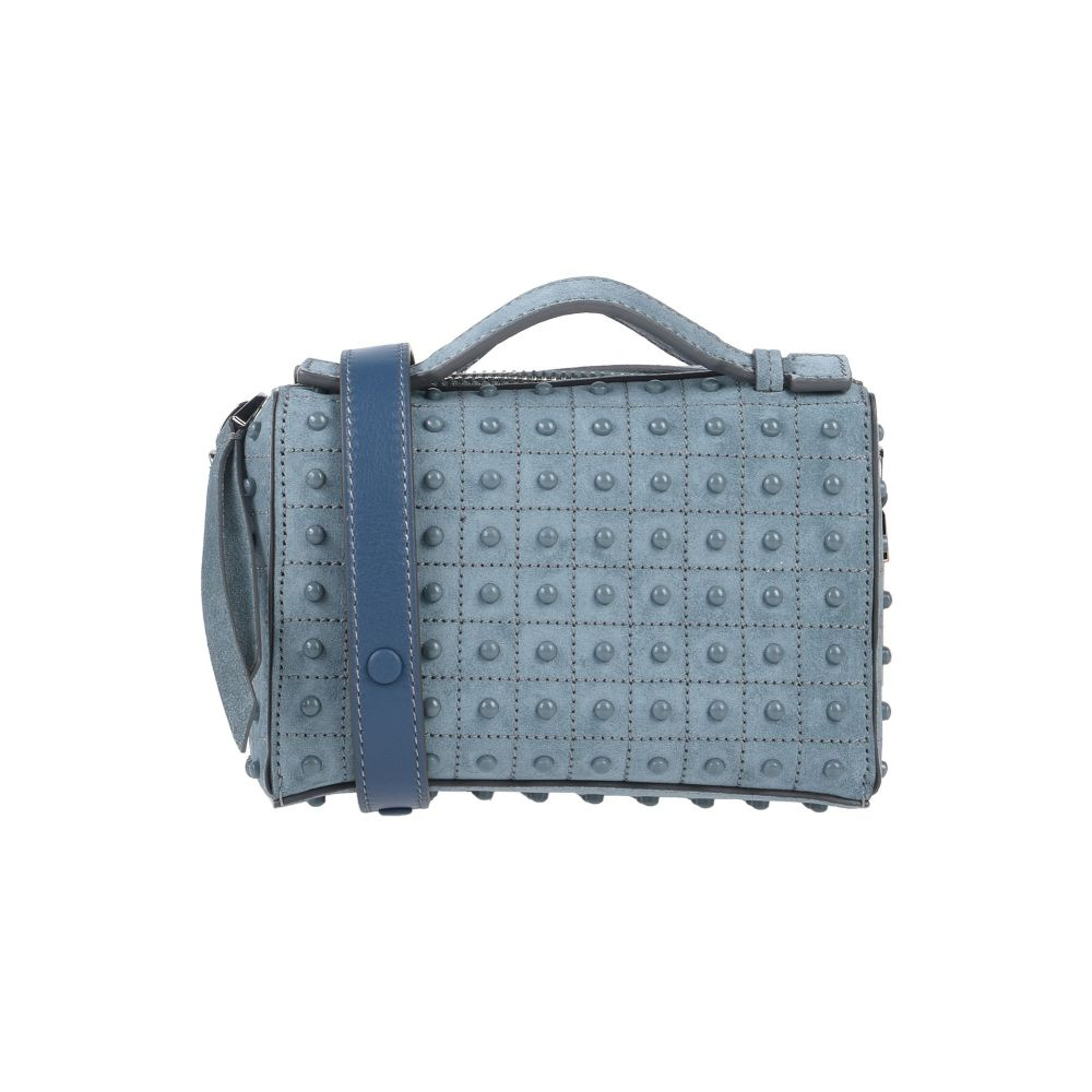 トッズ TOD'S レディース ショルダーバッグ バッグ【cross-body bags】Slate blue
