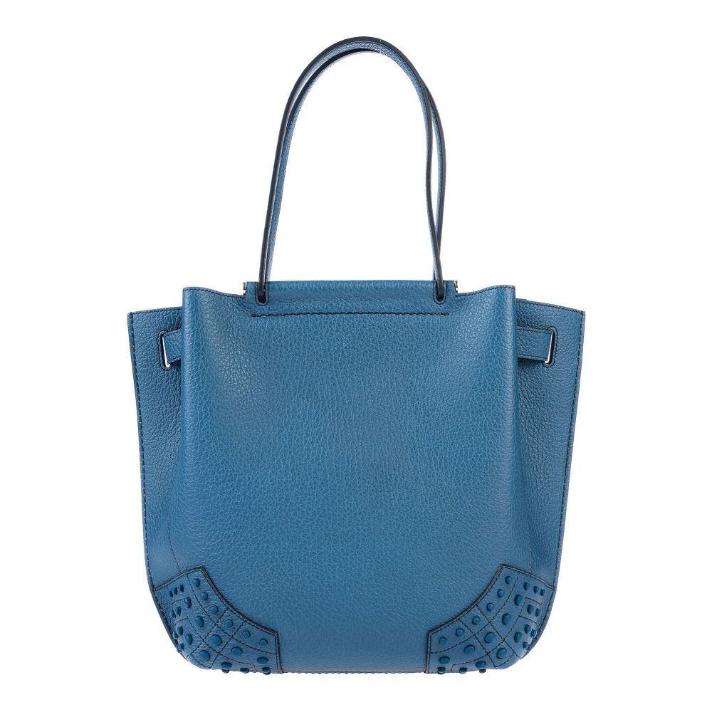 トッズ TOD'S レディース ハンドバッグ バッグ【handbag】Blue