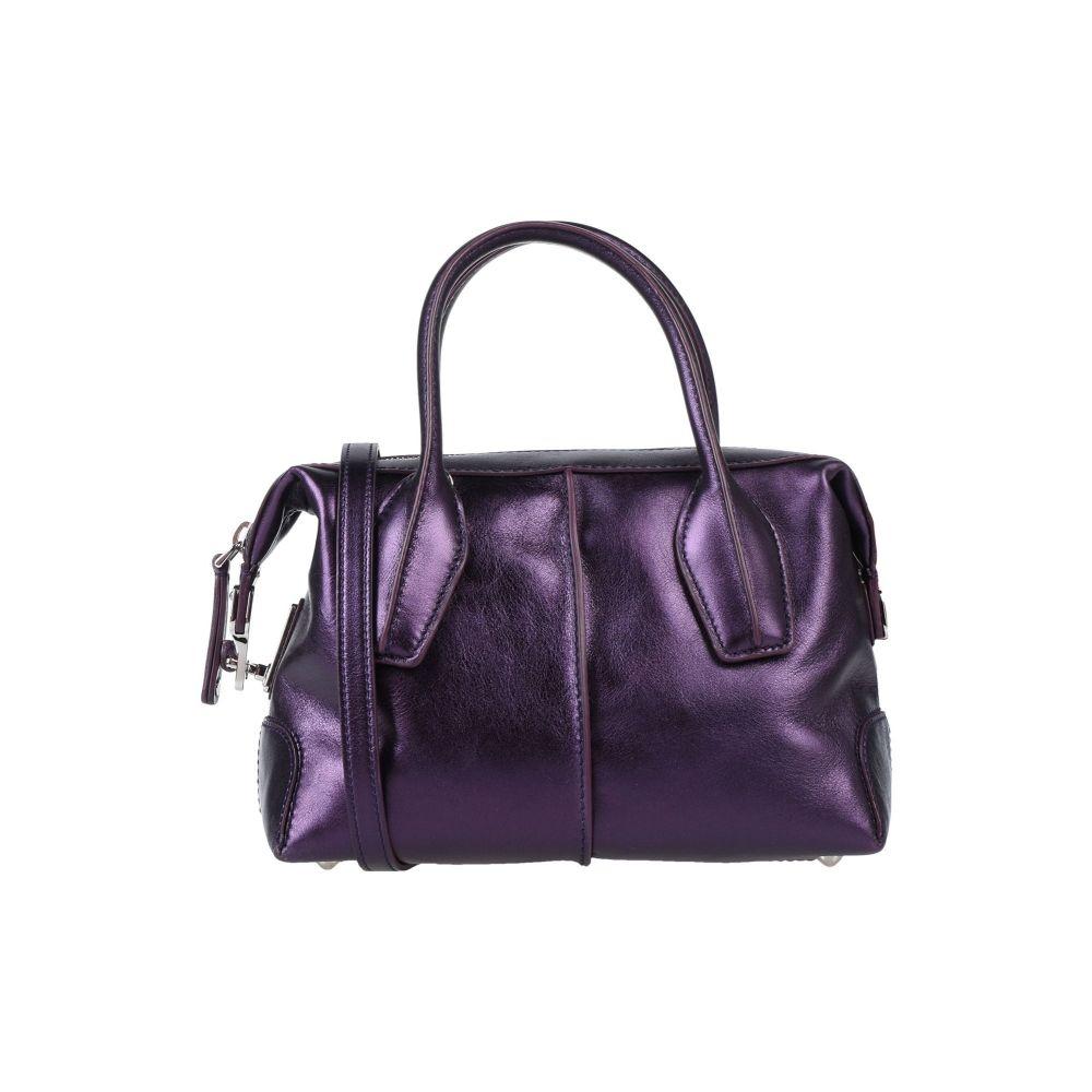 トッズ TOD'S レディース ハンドバッグ バッグ【handbag】Purple