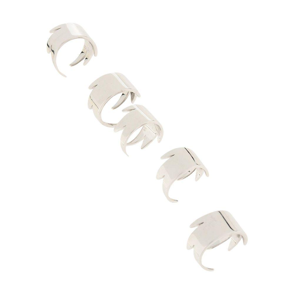 ディースクエアード DSQUARED2 レディース 指輪・リング ジュエリー・アクセサリー【ring】Silver