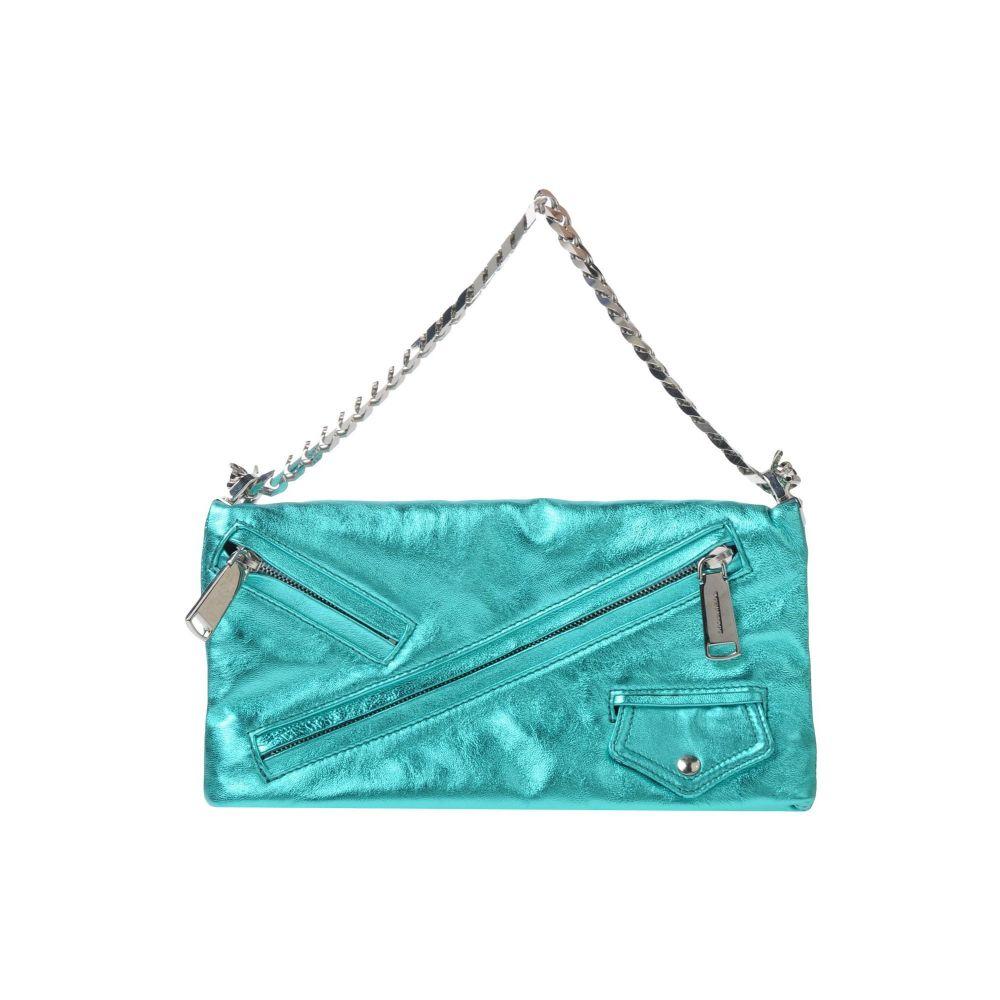 [宅送] ディースクエアード ついに再販開始 DSQUARED2 レディース ハンドバッグ Turquoise バッグ handbag