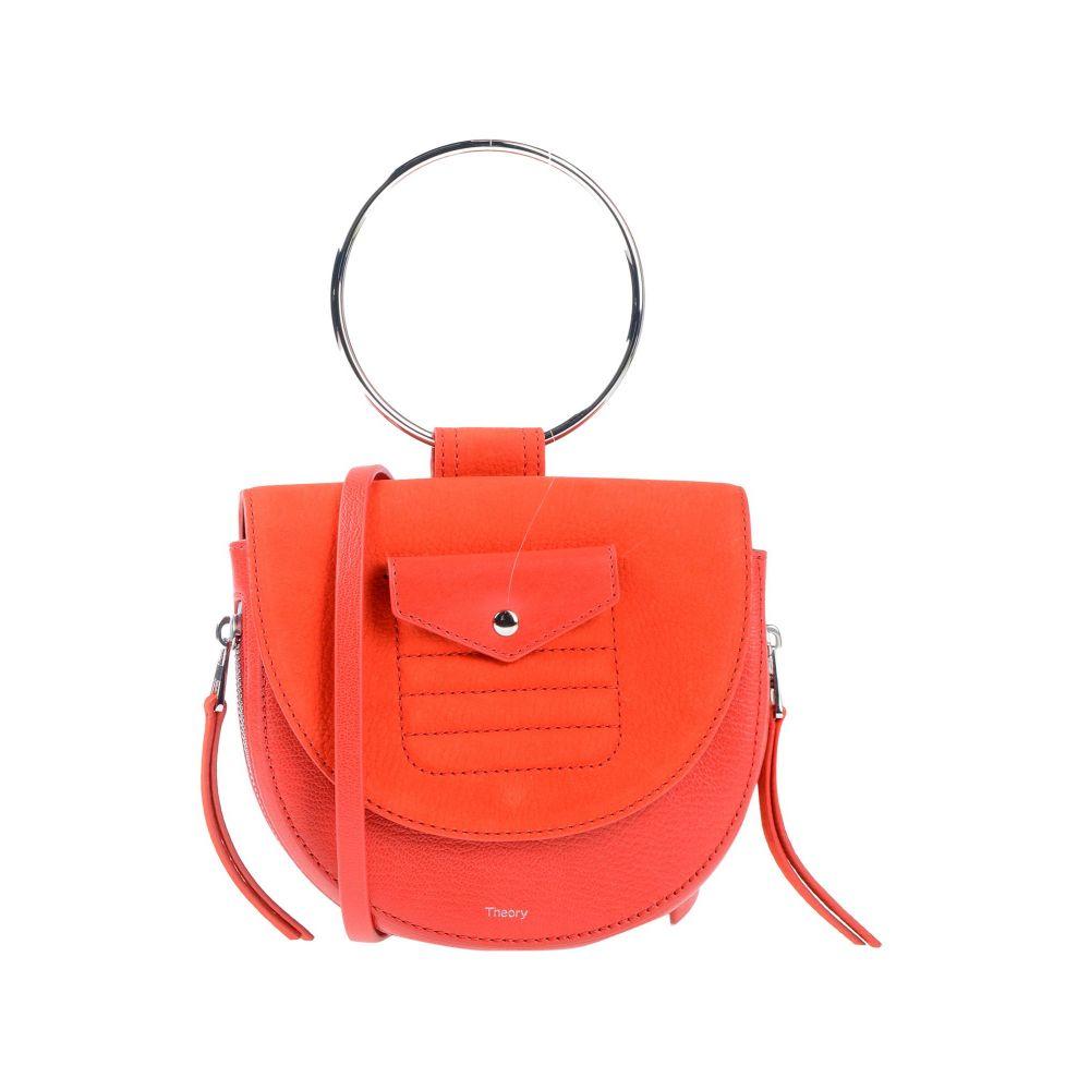 セオリー THEORY レディース ハンドバッグ バッグ【handbag】Red