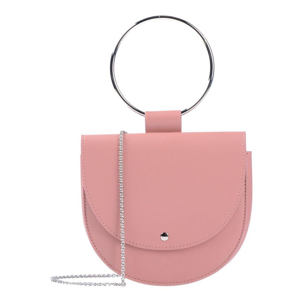 セオリー THEORY レディース ハンドバッグ バッグ【handbag】Pastel pink