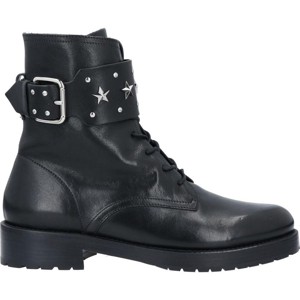 レッド ヴァレンティノ RED(V) レディース ブーツ ショートブーツ シューズ・靴【Ankle Boot】Black