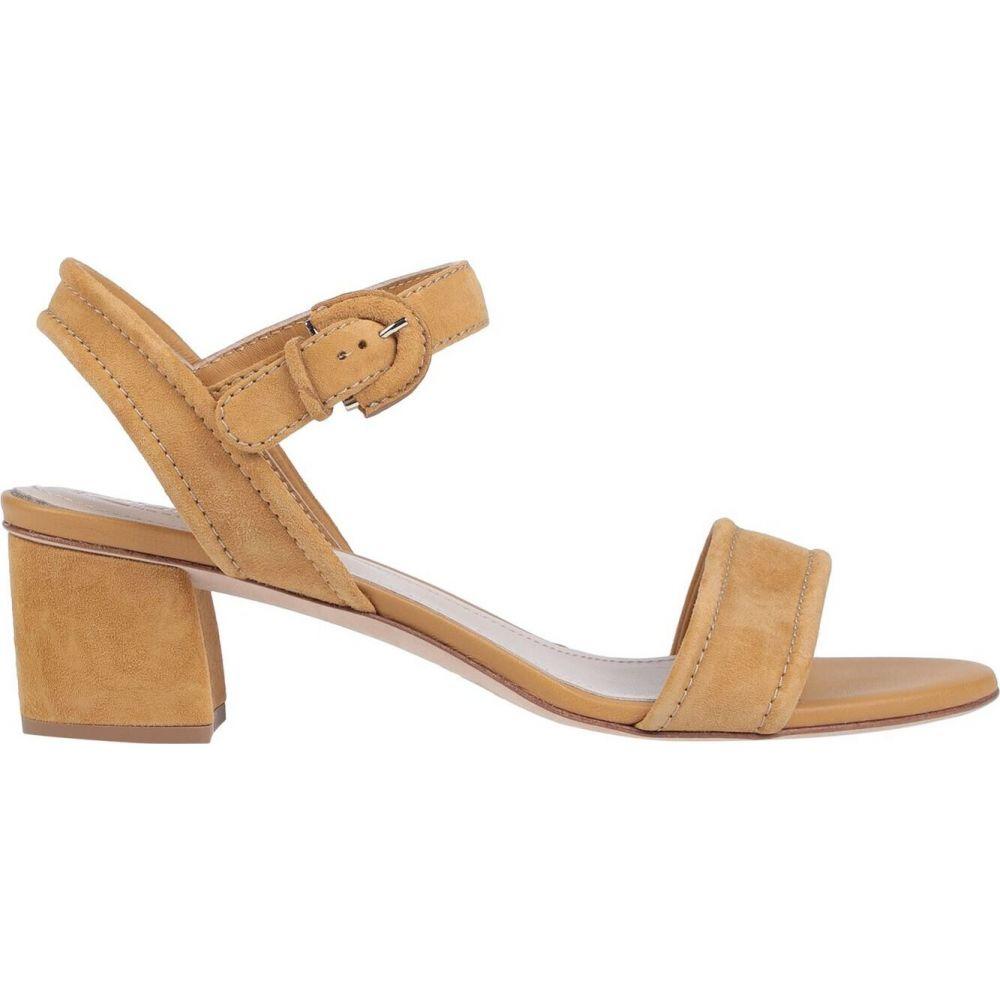 トッズ TOD'S レディース サンダル・ミュール シューズ・靴【Sandal】Ocher