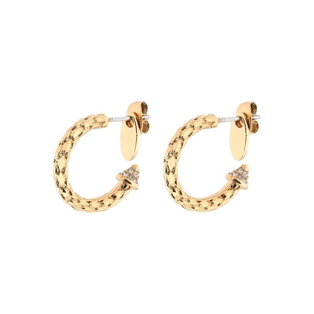 ジャストカヴァッリ JUST CAVALLI レディース イヤリング・ピアス ジュエリー・アクセサリー【earrings】Gold