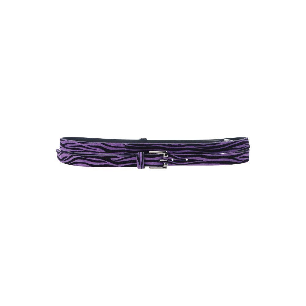 ジャストカヴァッリ JUST CAVALLI レディース ベルト 【belt】Purple
