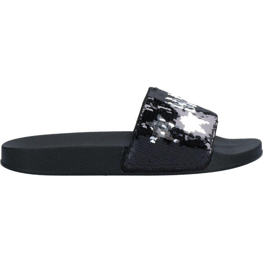 マークエリス レディース シューズ 靴 サンダル チープ ミュール サイズ交換無料 Black 返品不可 MARC Sandal ELLIS