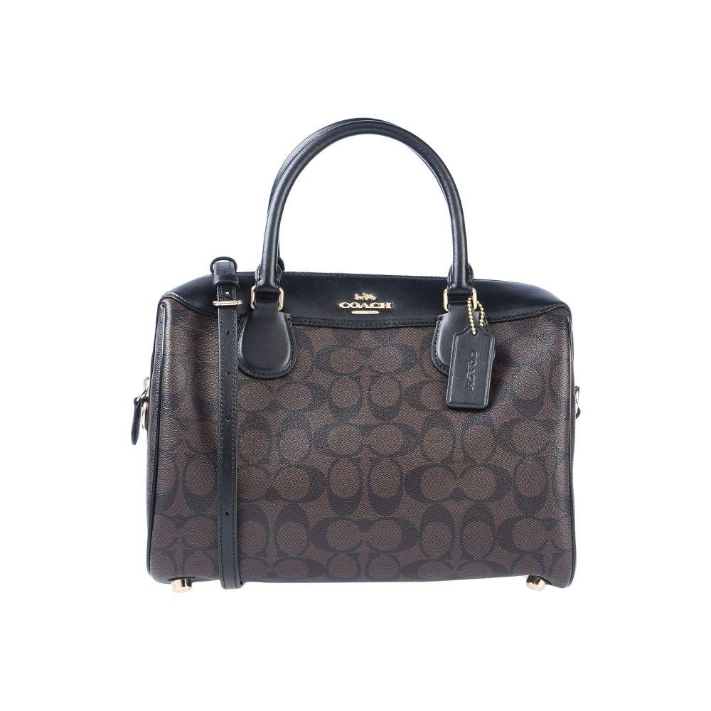 コーチ COACH レディース ハンドバッグ バッグ【handbag】Brown