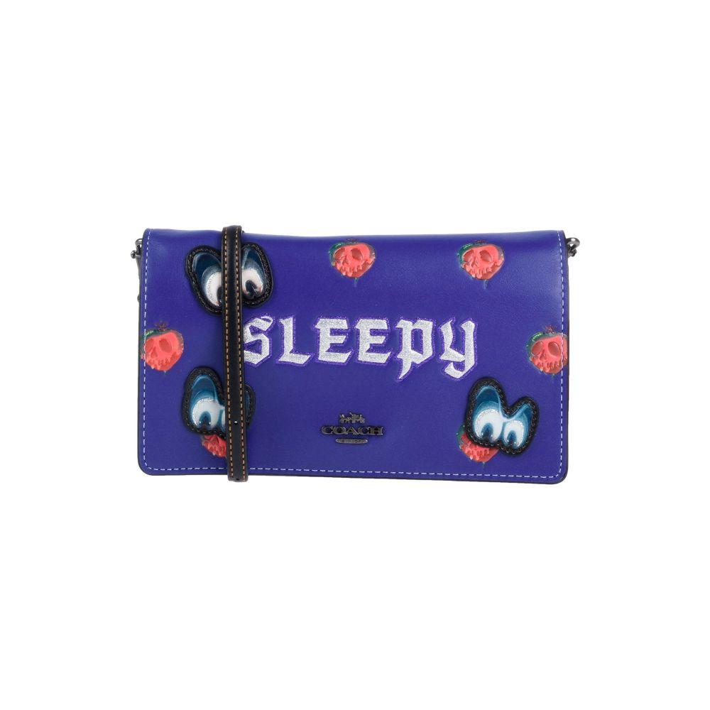 コーチ COACH レディース ハンドバッグ バッグ【handbag】Purple