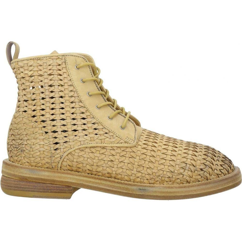 マルセル MARSELL レディース ブーツ ショートブーツ シューズ・靴【Ankle Boot】Yellow