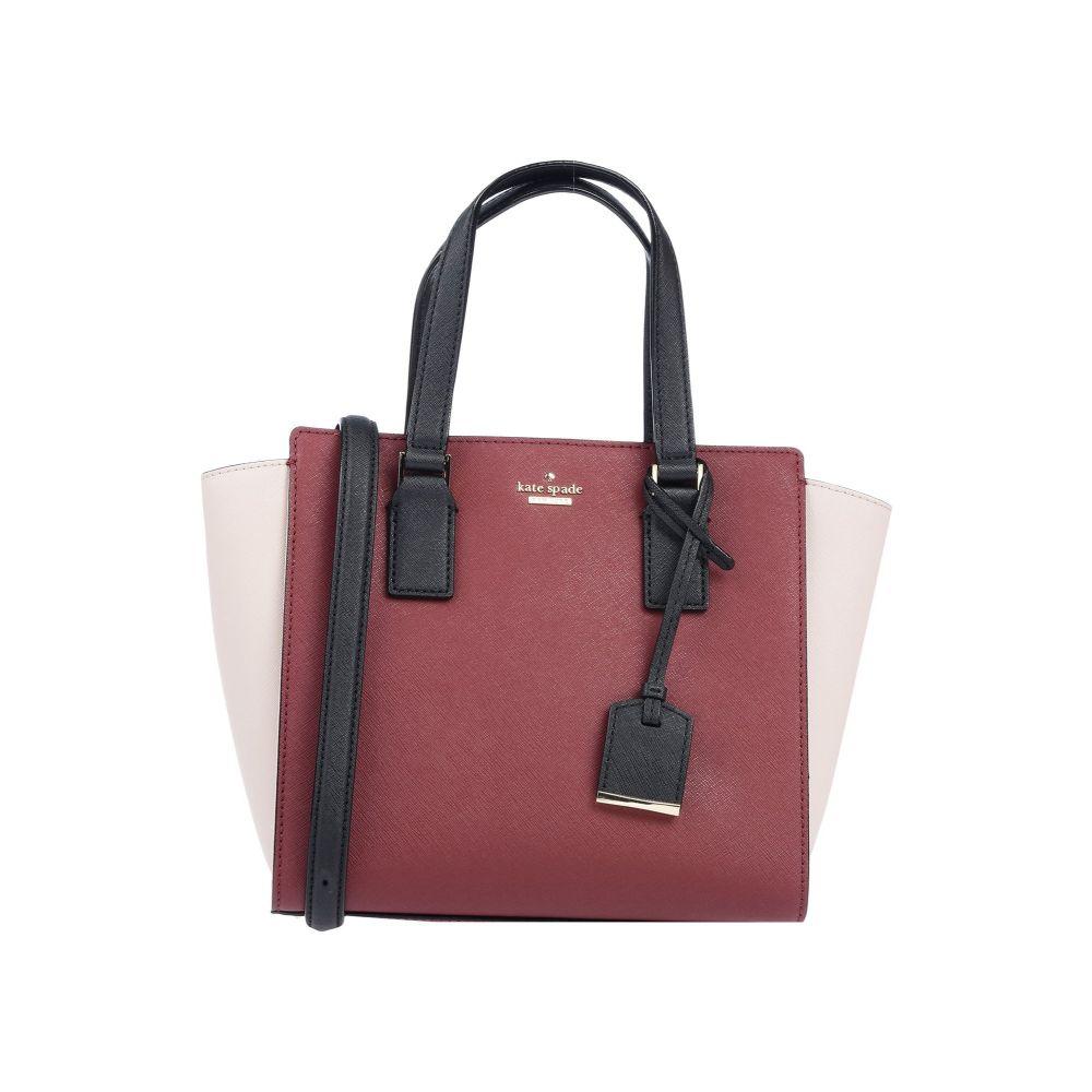 ケイト スペード KATE SPADE New York レディース ハンドバッグ バッグ【handbag】Maroon