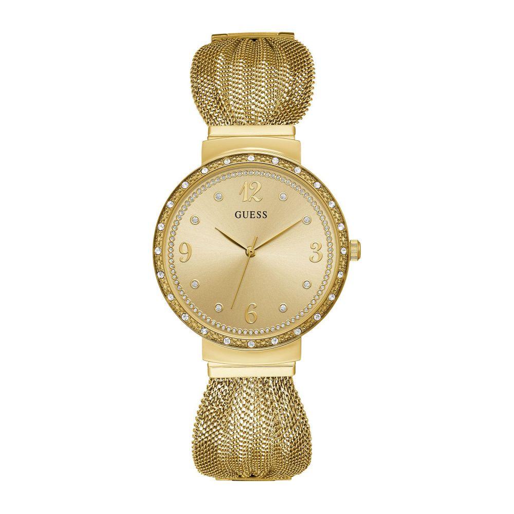 ゲス GUESS レディース 腕時計 【chiffon wrist watch】Gold