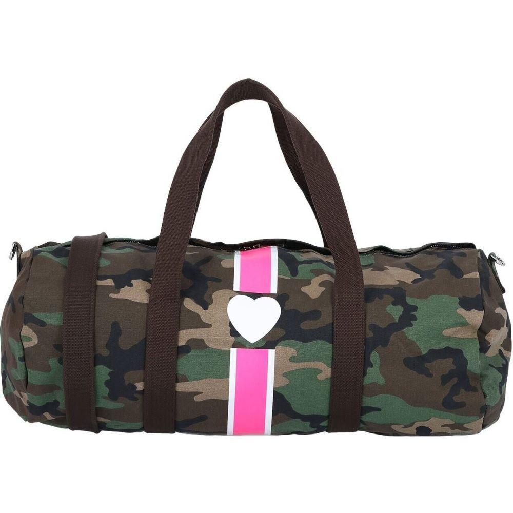ミアバッグ レディース バッグ ボストンバッグ・ダッフルバッグ Military green 【サイズ交換無料】 ミアバッグ MIA BAG レディース ボストンバッグ・ダッフルバッグ バッグ【Travel  Duffel Bag】Military green