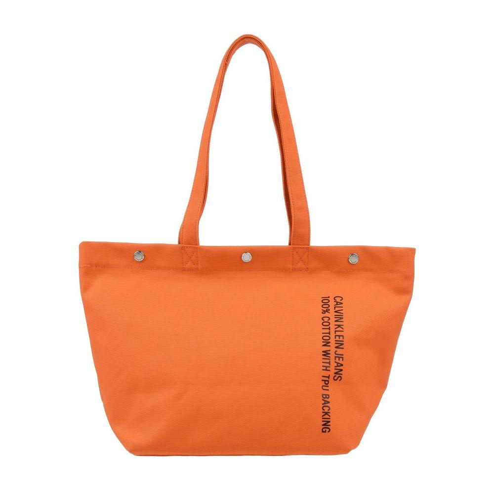 カルバンクライン CALVIN KLEIN JEANS レディース ショルダーバッグ バッグ【shoulder bag】Orange