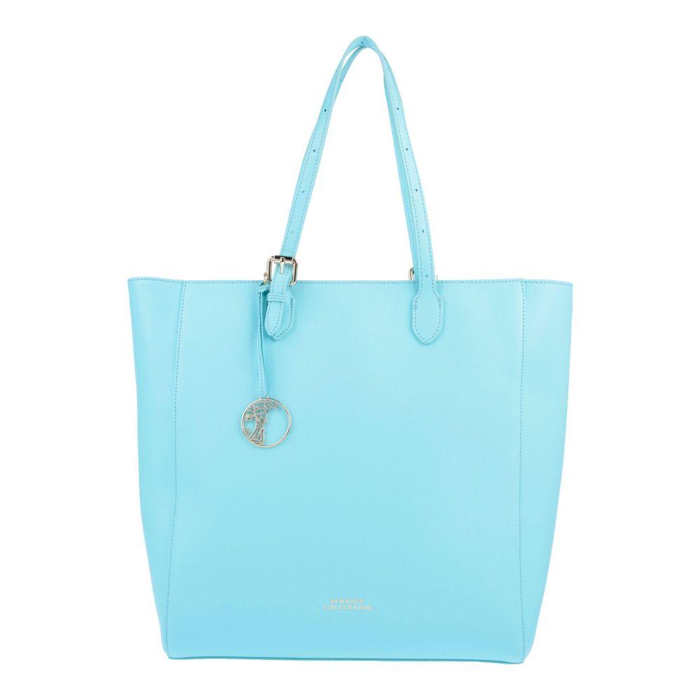ヴェルサーチ VERSACE COLLECTION レディース ハンドバッグ バッグ【handbag】Sky blue