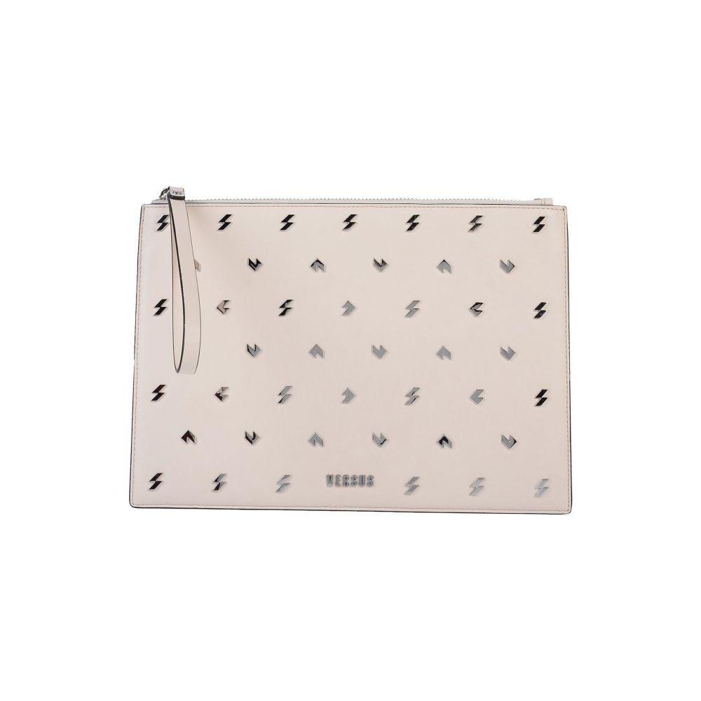 毎日激安特売で 営業中です ヴェルサーチ VERSUS VERSACE レディース Beige handbag バッグ 当店一番人気 ハンドバッグ