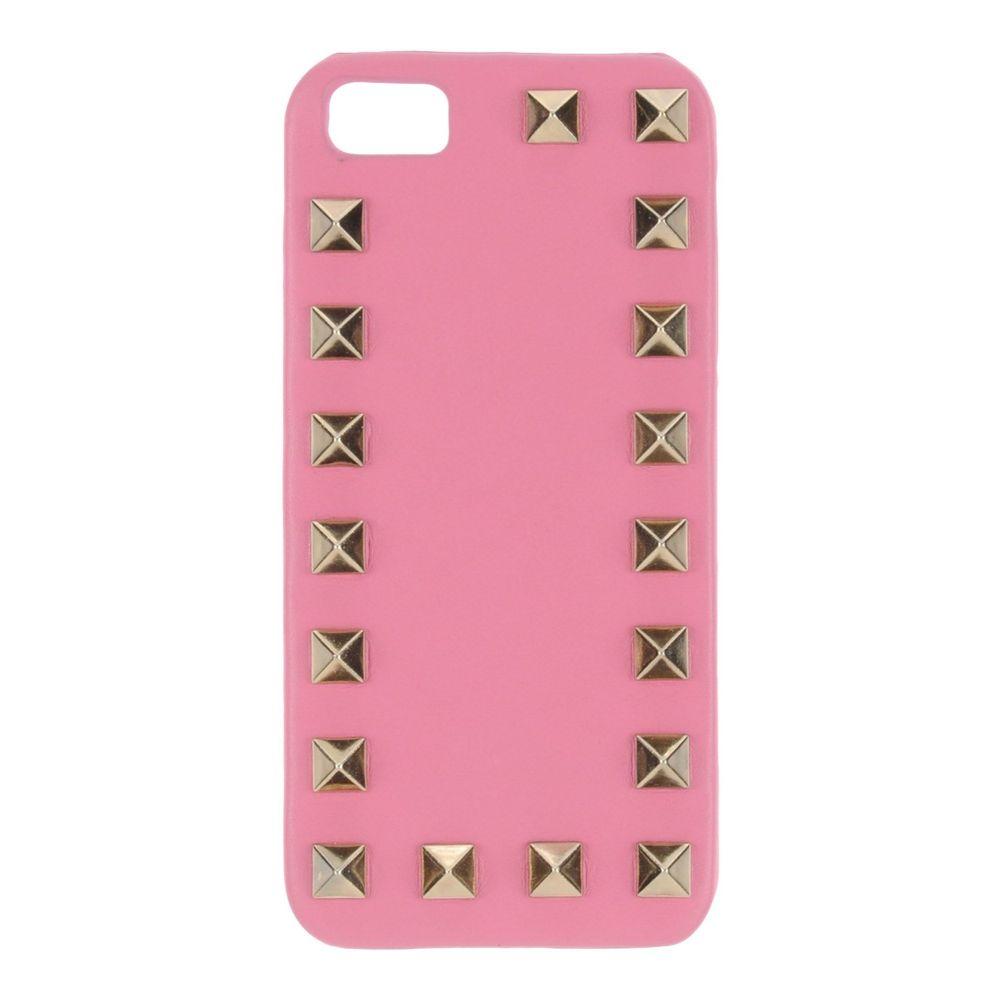 ヴァレンティノ VALENTINO GARAVANI レディース スマホケース 【covers & cases】Pink
