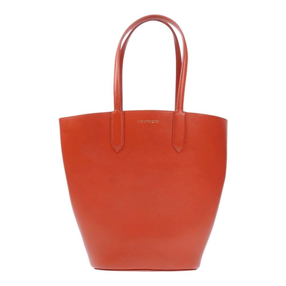 アレキサンダー マックイーン ALEXANDER MCQUEEN レディース ハンドバッグ バッグ【handbag】Orange