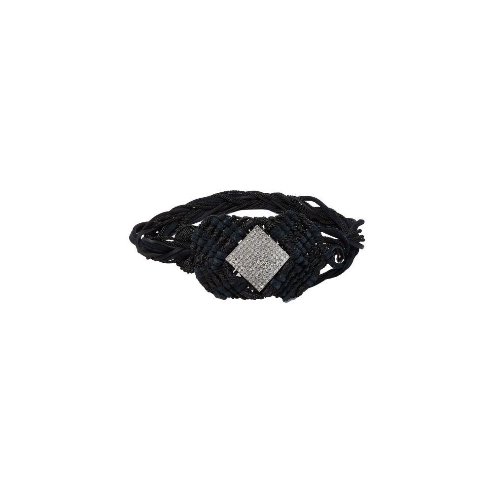 イヴ サンローラン SAINT LAURENT レディース ベルト 【belt】Black