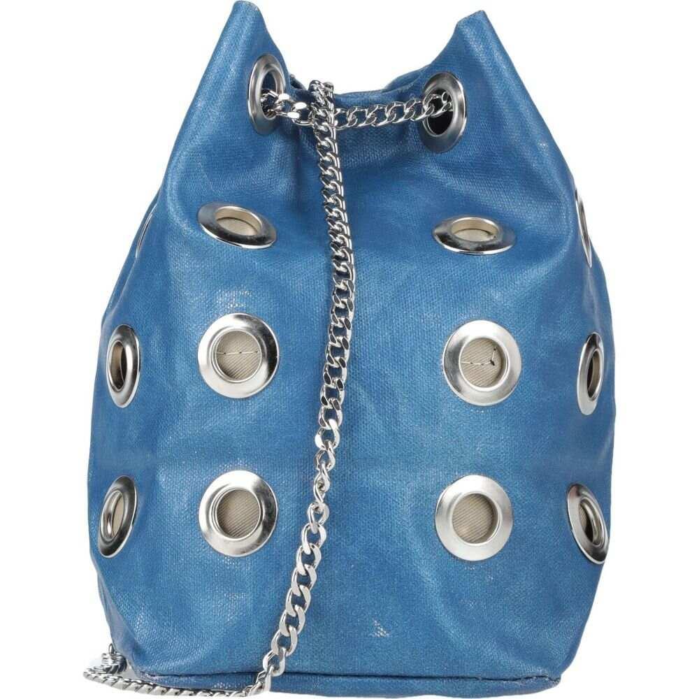 スタジオ 激安通販販売 モーダ レディース バッグ ショルダーバッグ Pastel 限定品 STUDIO MODA サイズ交換無料 Cross-Body Bag blue