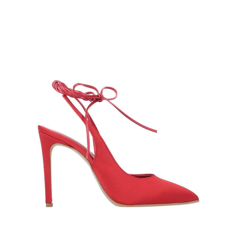 ディバイン フォリー レディース シューズ・靴 パンプス Red 【サイズ交換無料】 ディバイン フォリー DIVINE FOLLIE レディース パンプス シューズ・靴【Pump】Red