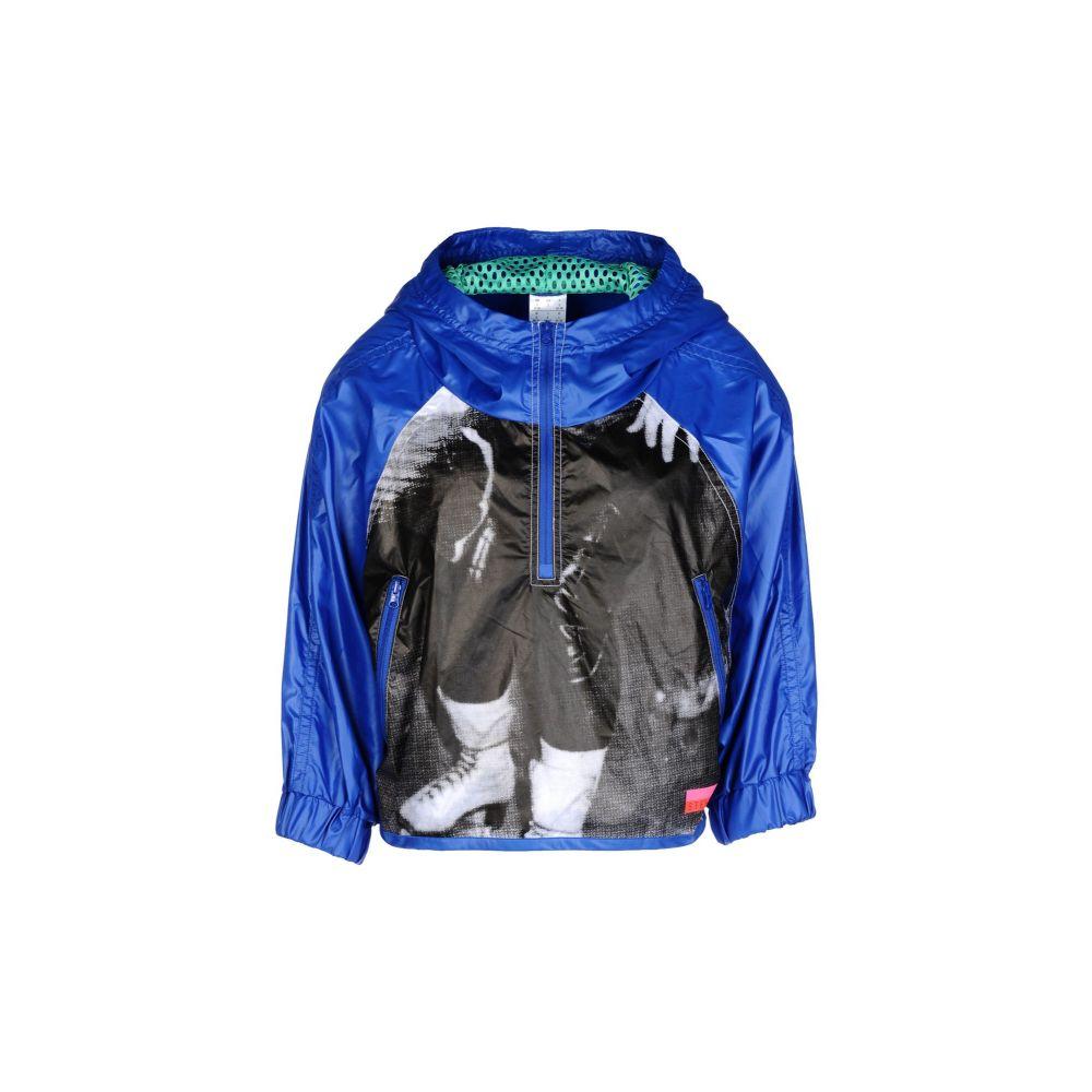 アディダス ADIDAS STELLA SPORT レディース ジャケット アウター【sc jacket aop jacket】Bright blue