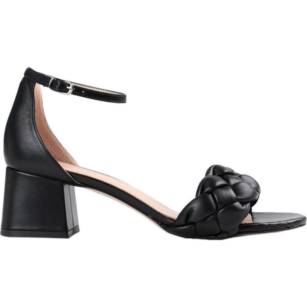 ビアンカ ディ レディース シューズ・靴 サンダル・ミュール Black 【サイズ交換無料】 ビアンカ ディ BIANCA DI レディース サンダル・ミュール シューズ・靴【Sandal】Black