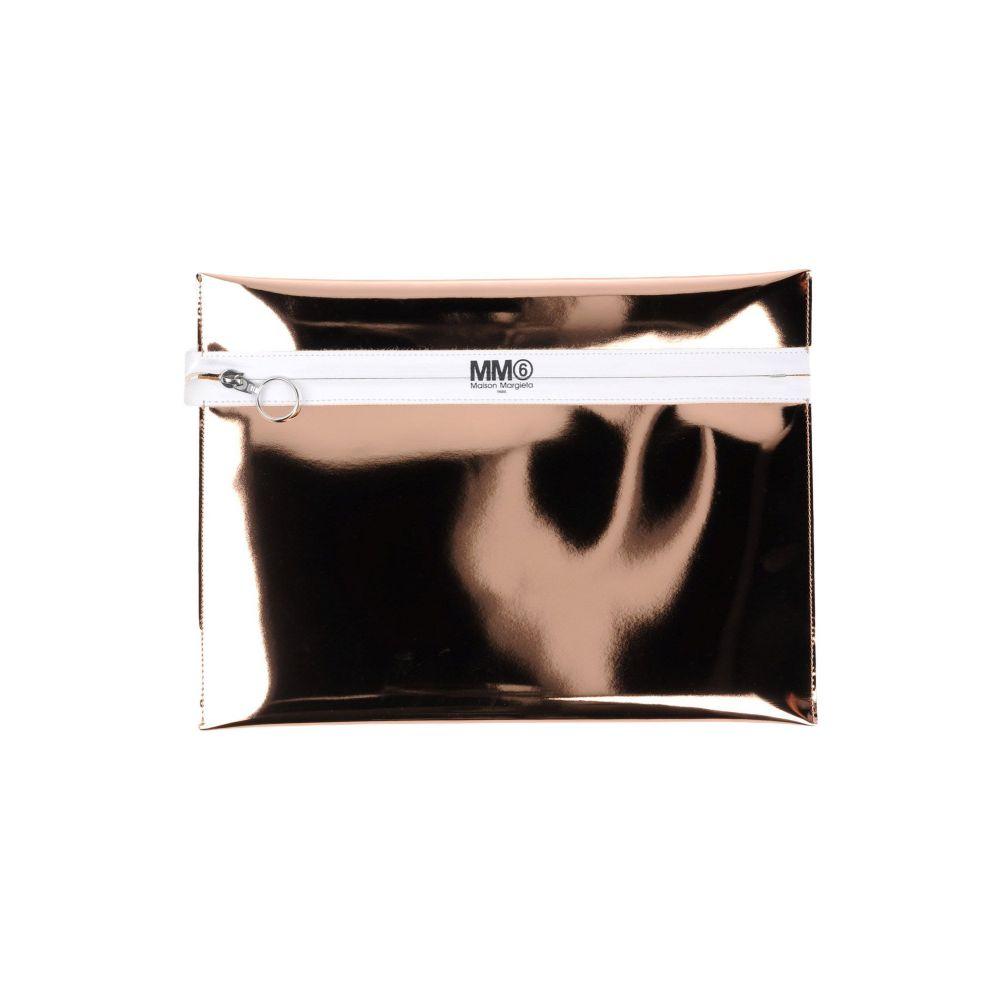 メゾン マルジェラ レディース バッグ ハンドバッグ Bronze 【サイズ交換無料】 メゾン マルジェラ MM6 MAISON MARGIELA レディース ハンドバッグ バッグ【handbag】Bronze