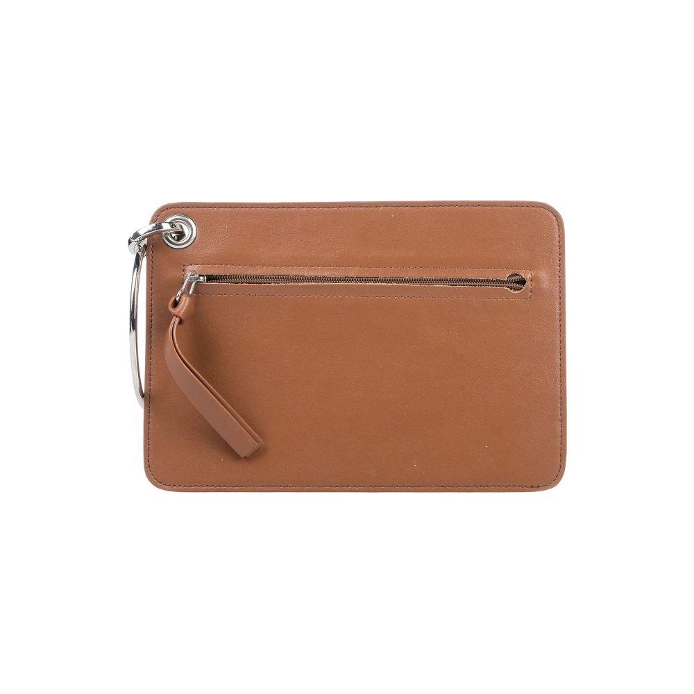 メゾン マルジェラ MM6 MAISON MARGIELA レディース ハンドバッグ バッグ【handbag】Brown