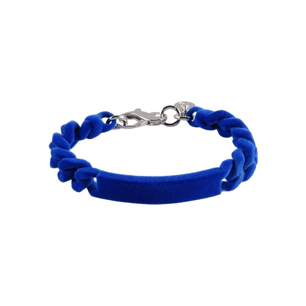 メゾン マルジェラ MM6 MAISON MARGIELA レディース ブレスレット ジュエリー・アクセサリー【bracelet】Bright blue