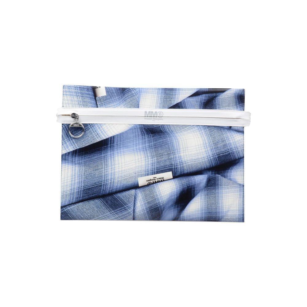 メゾン マルジェラ MM6 MAISON MARGIELA レディース ハンドバッグ バッグ【handbag】Blue