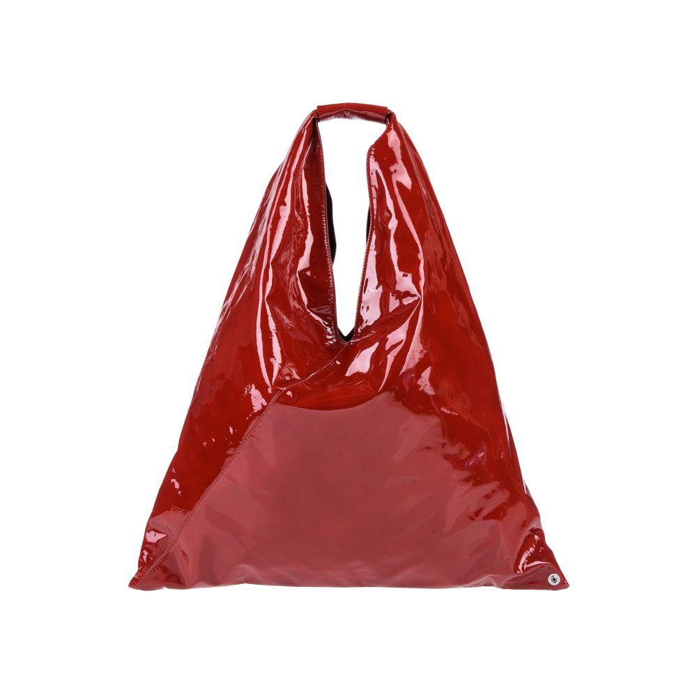 メゾン マルジェラ MM6 MAISON MARGIELA レディース ハンドバッグ バッグ【handbag】Red