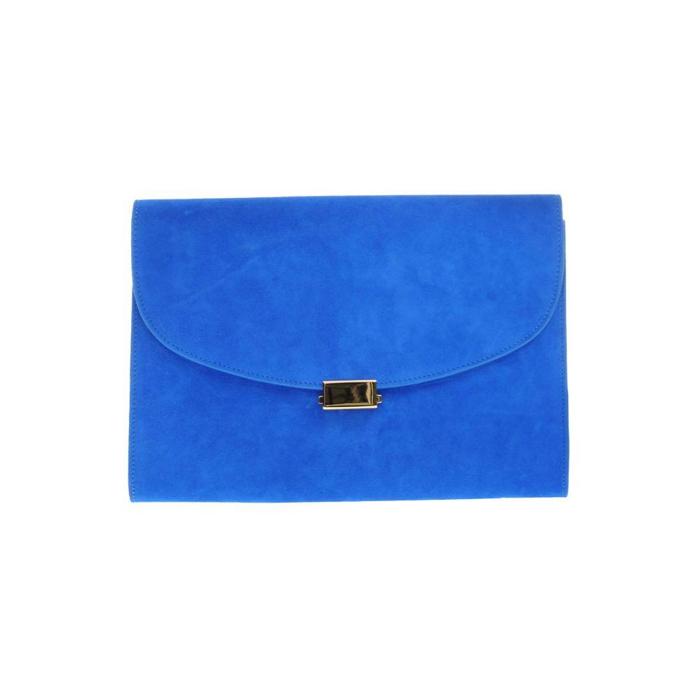 マンサーガブリエル MANSUR GAVRIEL レディース ハンドバッグ バッグ【handbag】Blue