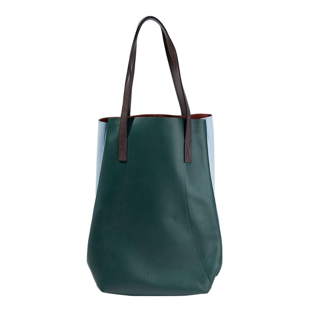 マルニ MARNI レディース ハンドバッグ バッグ【handbag】Emerald green