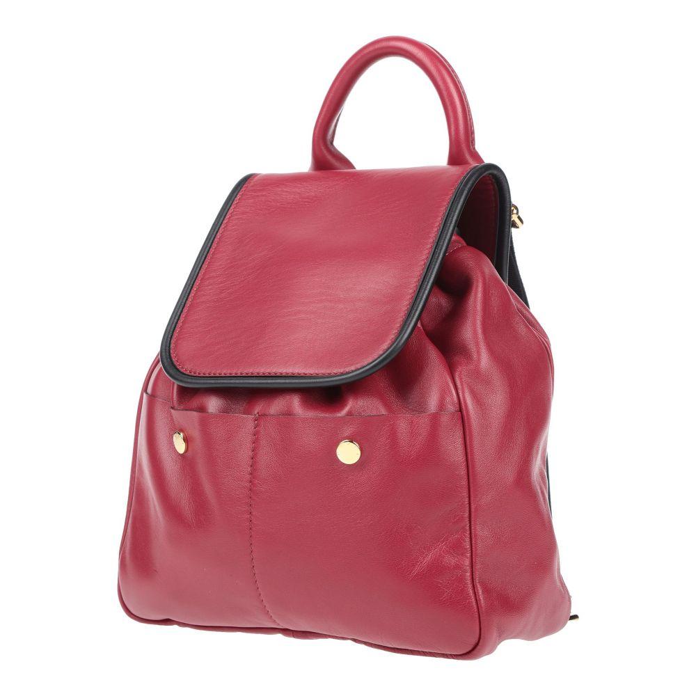 マルニ レディース バッグ その他バッグ Brick red 【サイズ交換無料】 マルニ MARNI レディース バッグ 【backpack  fanny pack】Brick red