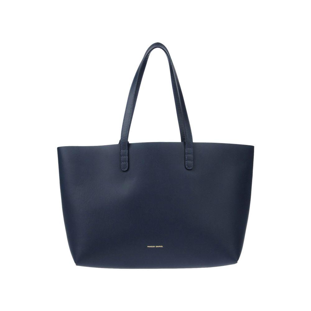 マンサーガブリエル レディース バッグ ハンドバッグ Dark blue 【サイズ交換無料】 マンサーガブリエル MANSUR GAVRIEL レディース ハンドバッグ バッグ【handbag】Dark blue