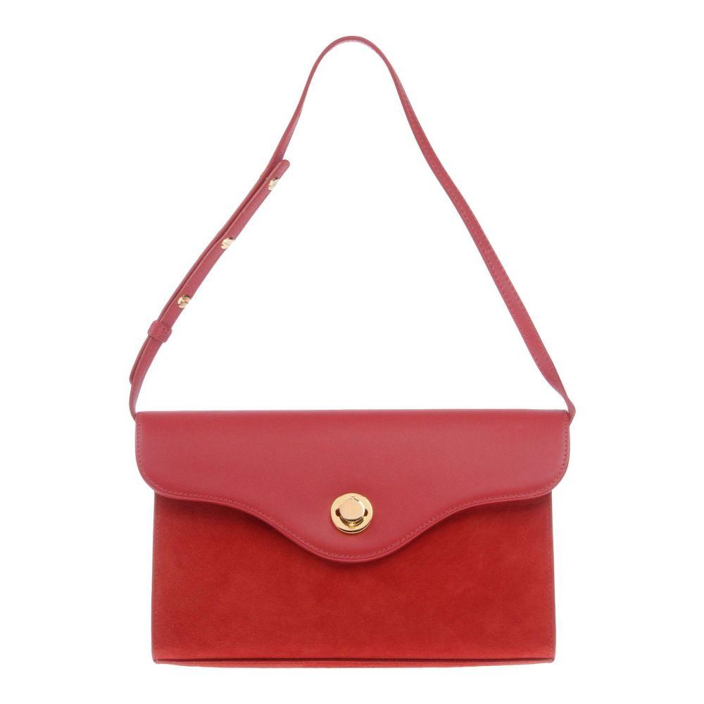 マンサーガブリエル MANSUR GAVRIEL レディース ハンドバッグ バッグ【handbag】Red