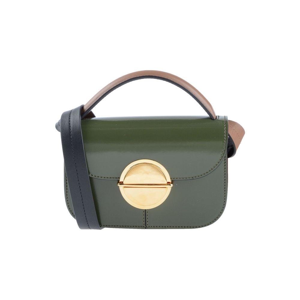 マルニ レディース バッグ ハンドバッグ Military green 【サイズ交換無料】 マルニ MARNI レディース ハンドバッグ バッグ【handbag】Military green