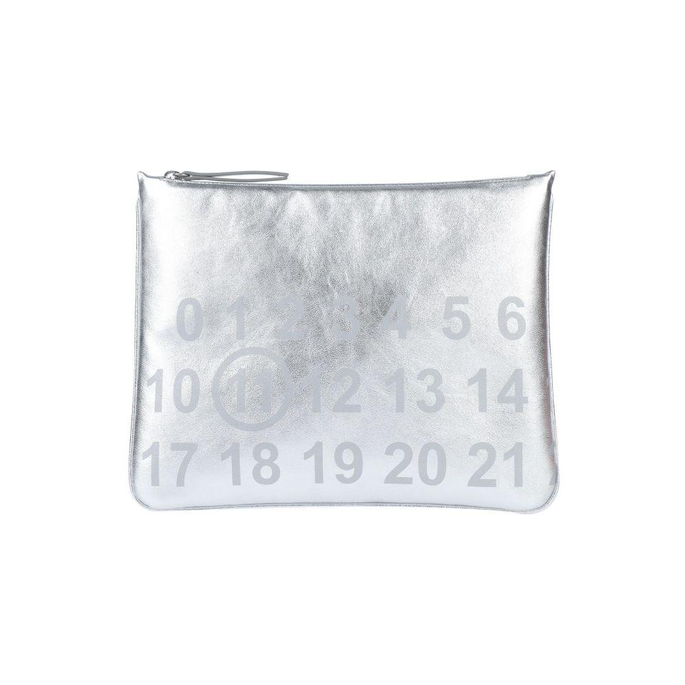 メゾン 倉庫 マルジェラ MAISON MARGIELA レディース バッグ Silver ハンドバッグ handbag メーカー在庫限り品