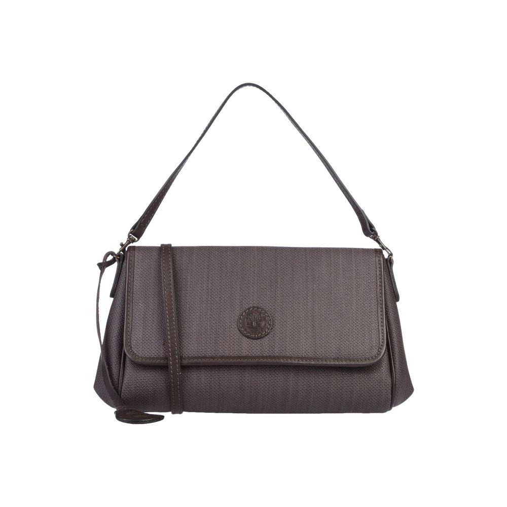 ティンバーランド TIMBERLAND レディース ハンドバッグ バッグ Dark レビューを書けば送料当店負担 brown 正規認証品 新規格 handbag