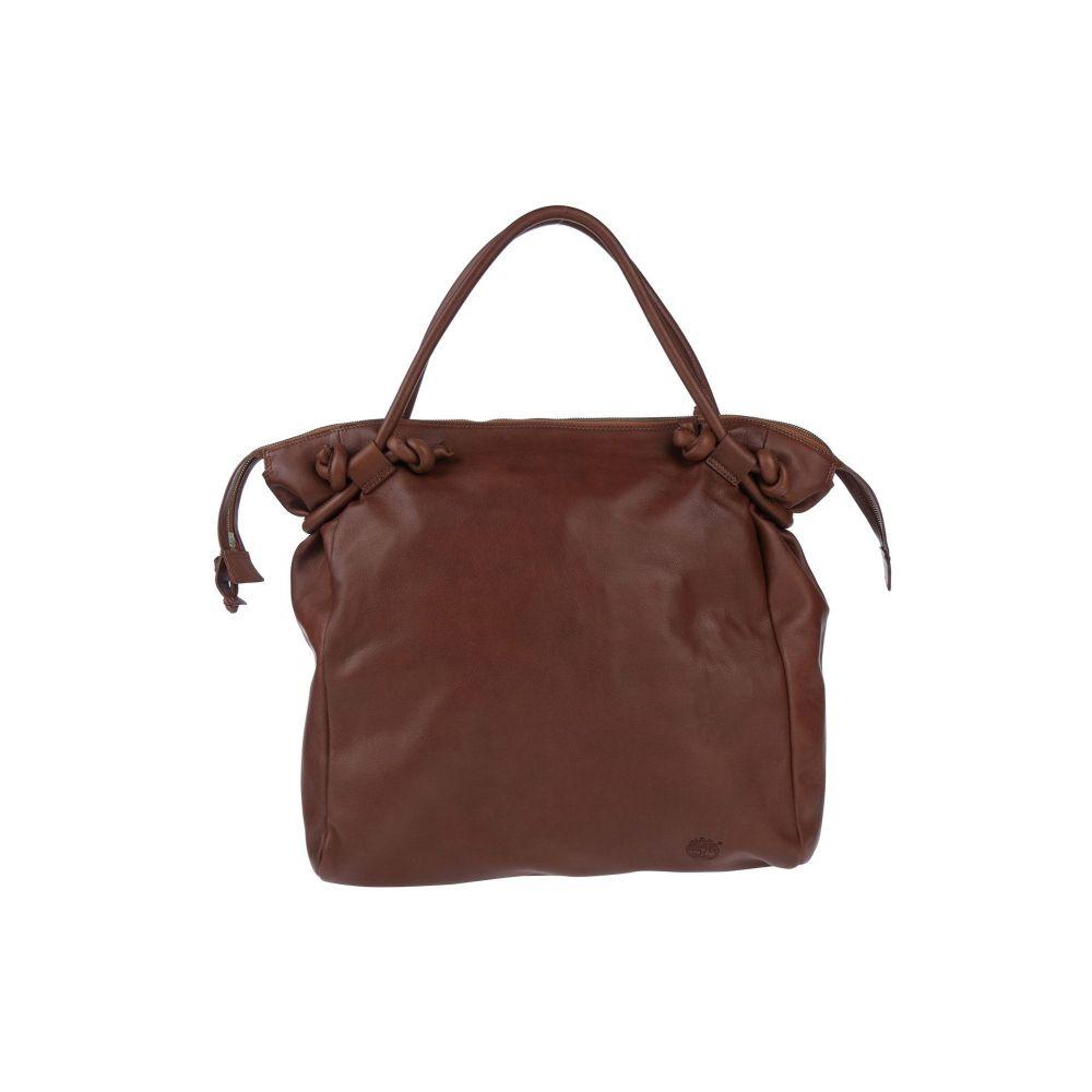 ティンバーランド TIMBERLAND レディース ハンドバッグ バッグ【handbag】Brown